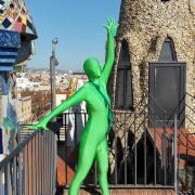 Barcelona, Spain. Photo: Beth Osnes.