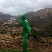 Killarney, Ireland. Photo: Conner Vertrees.