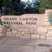Grand Canyon, Arizona. Photo: Grace Kendzioski.