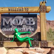 Moab, Utah. Photo: Grace Kendziorski.