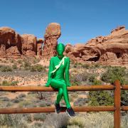 Moab, Utah. Photo: Grace Kendziorski.