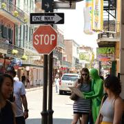 New Orleans, Louisiana. Photo: Rebekah Anderson.
