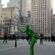 New York, New York. Photo: Melisande Osnes.