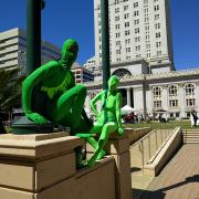 Oakland, California. Photo: Beth Osnes.