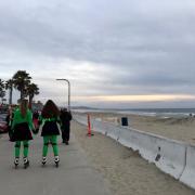 Pacific Beach, California. Photo: Hannah Higgins.