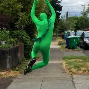 Portland, Oregon. Photo: Iain Court.