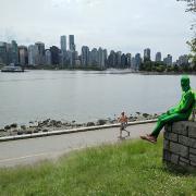 Vancouver, Canada. Photo: Esther MacKenzie.