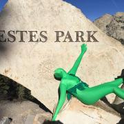 Estes Park, Colorado. Photo: Jenee LeBlanc.