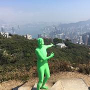 Hong Kong, China. Photo: Cathy Deely.