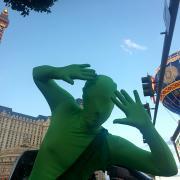 Las Vegas, Nevada. Photo: Chelsea Hackett.