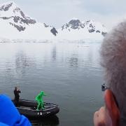 Antarctica. Photo: Jaye Zola.