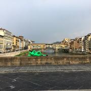Ponte Vecchio, Florence. Photo: Erica Nied.