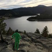 Gross Reservoir in Boulder, Colorado. Photo: Jason Dolph.